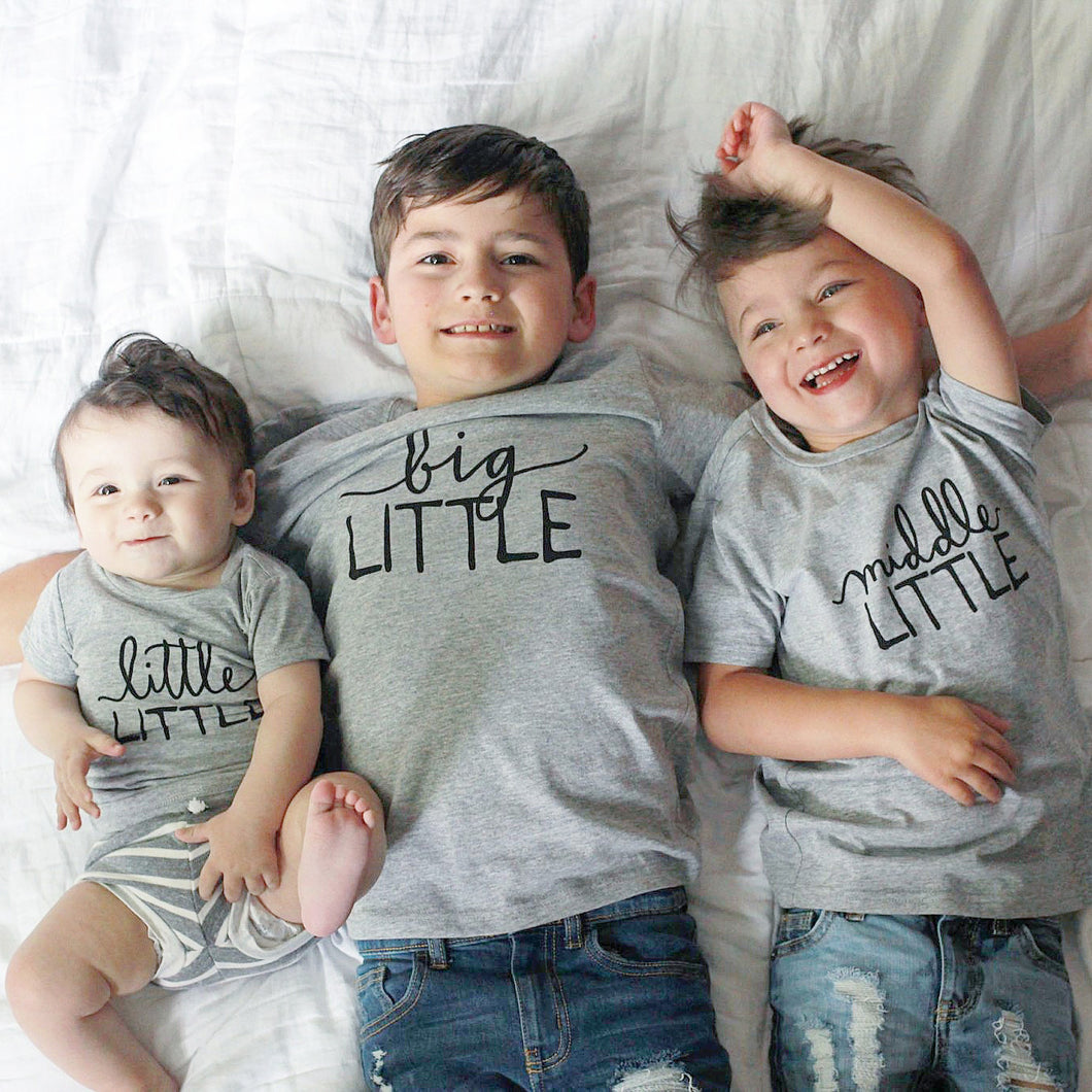 3pc Sibling Bundle Set