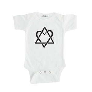 Adoption Icon Onesie - Adoption Announcement Onesie