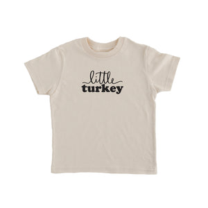 Little Turkey - Minimalist Thanksgiving Onesie