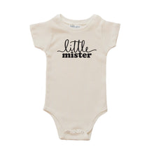 Little Mister Onesie