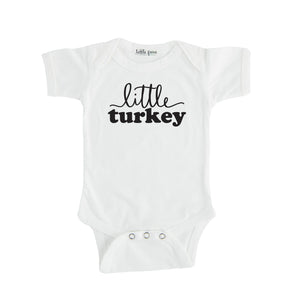 little turkey onesie little turkey white baby onesie thanksgiving pregnancy announcement onesie