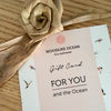 Woodlike Ocean - Gift Card  € 50,00 (postcard)
