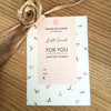 Woodlike Ocean - Gift Card  € 150,00 (postcard)