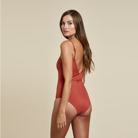 Sole One Piece Reversible - Riad / Black