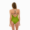Peak One Piece Reversible Cicoria
