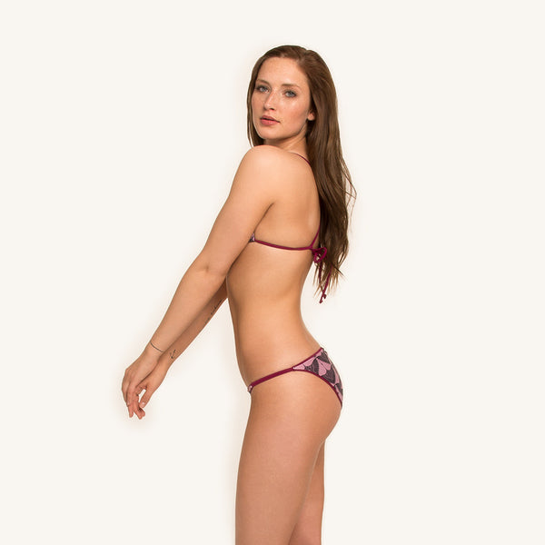 Sundance Triangle Bottoms Reversible from Woodlike Ocean