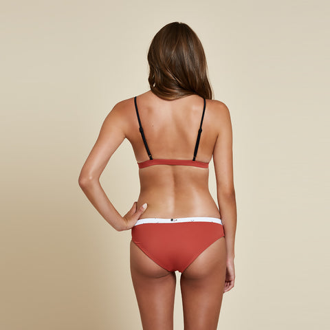Cimi Bottoms Reversible - White Bird