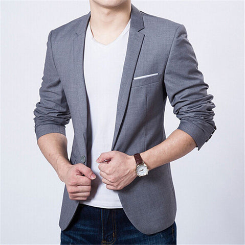 Single Button Blazers   kenkay apparel.myshopify.com