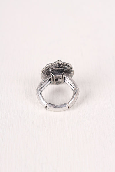 Looking Sharp Cactus Ring for $ 0.12 at KenKay Apparel