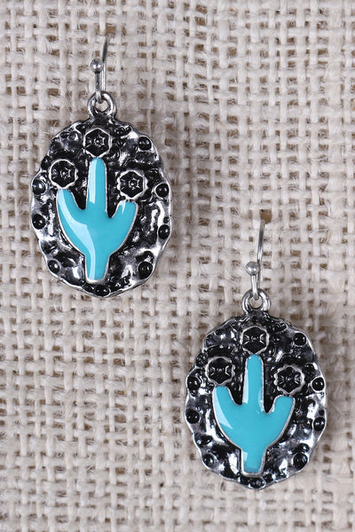 Looking Sharp Cactus Earring for $ 0.10 at KenKay Apparel