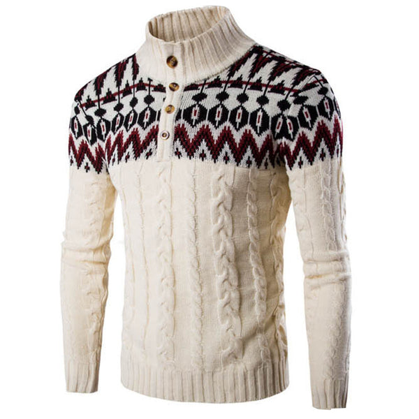 Casual Knitted Sweater for $ 0.41 at KenKay Apparel