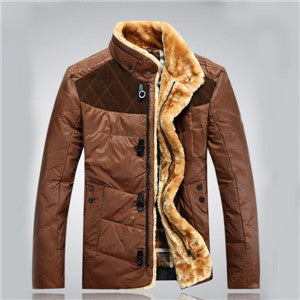 Men's Duck Down Jacket