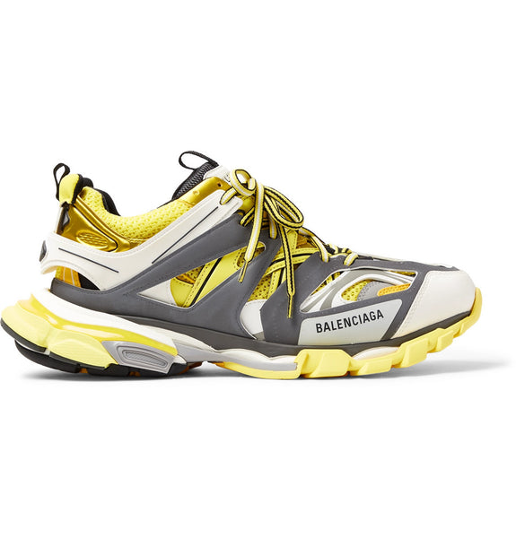 Balenciaga TRACK Trainer  - Yellow/Grey