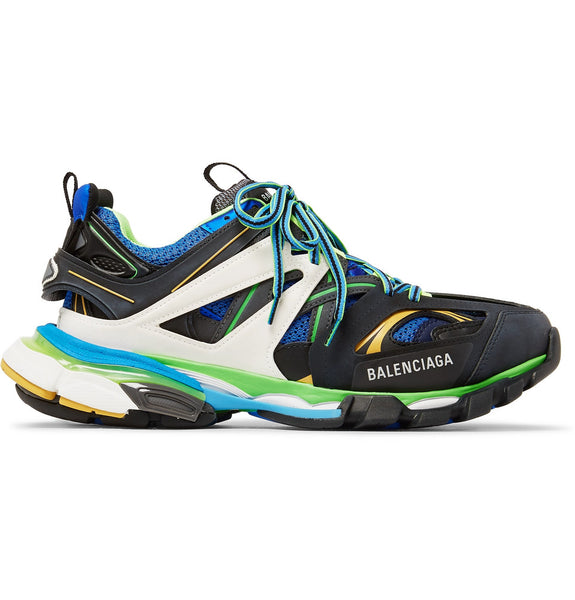 Balenciaga TRACK Trainer  - Green/Black