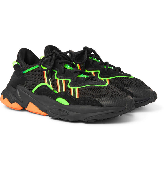 adidas originals Ozweego - Black Orange