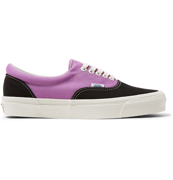 Vans OG Era LX Colour-Block - Black/ Mulberry