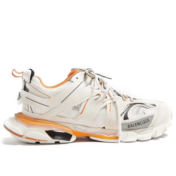 Balenciaga TRACK Trainer  - White/Orange