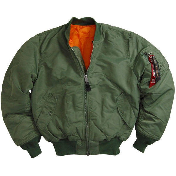 Alpha Industries MA-1 Flight Jacket - MyYeahSin買嘢先
