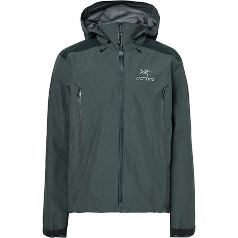 Arc'teryx Beta AR GORE-TEX® Pro Hooded Jacket - Grey