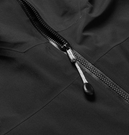 Arc'teryx Zeta AR GORE-TEX® Hooded Jacket - BLACK