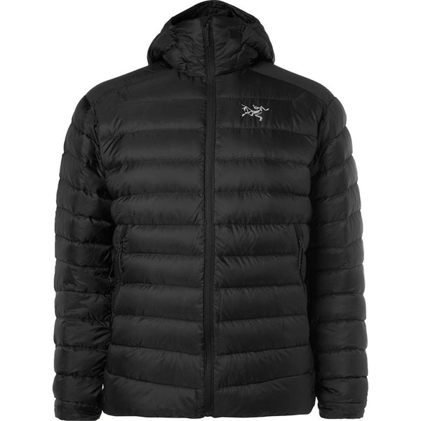 Arc'teryx Cerium LT Quilted Shell Down Jacket - Black