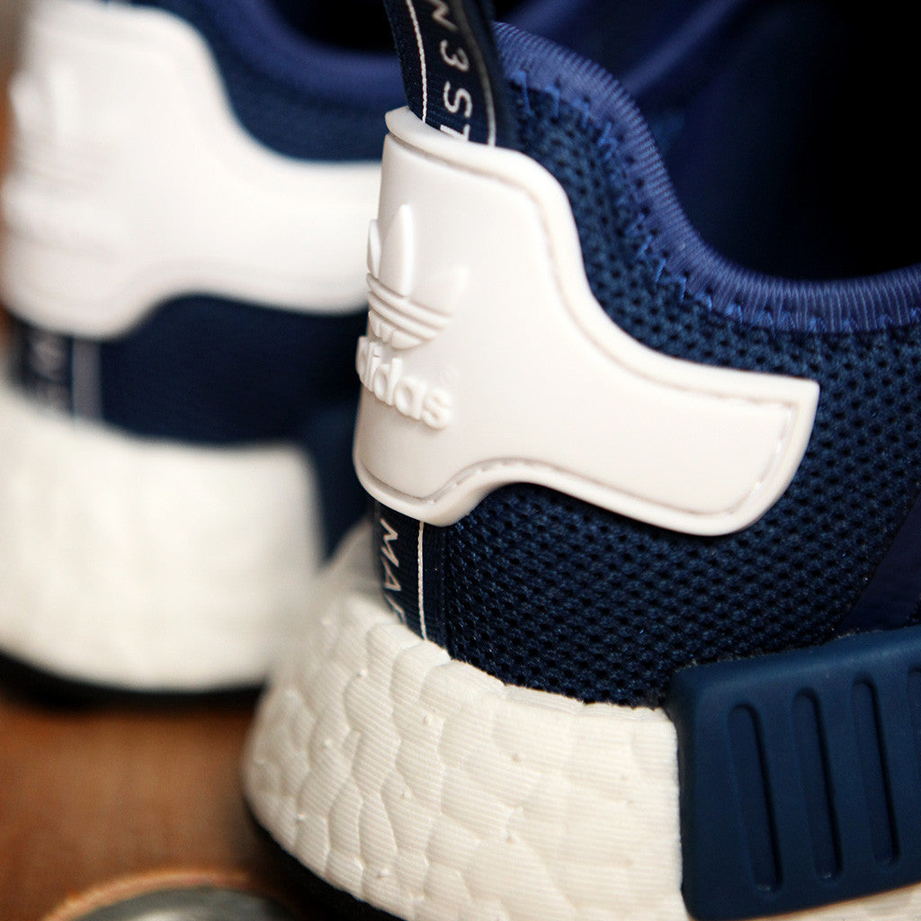 女裝adidas Originals NMD RUNNER J - BLUE