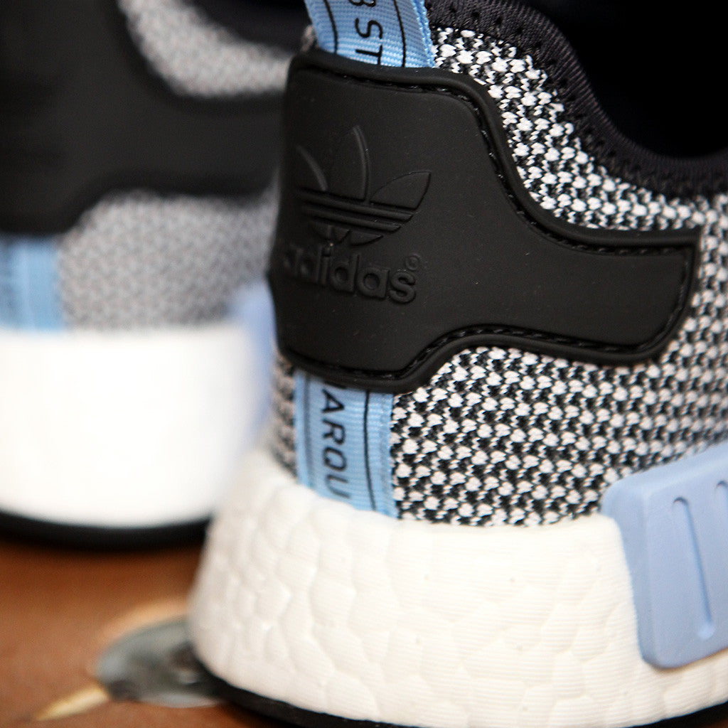 adidas Originals NMD RUNNER - GREY/BLUE