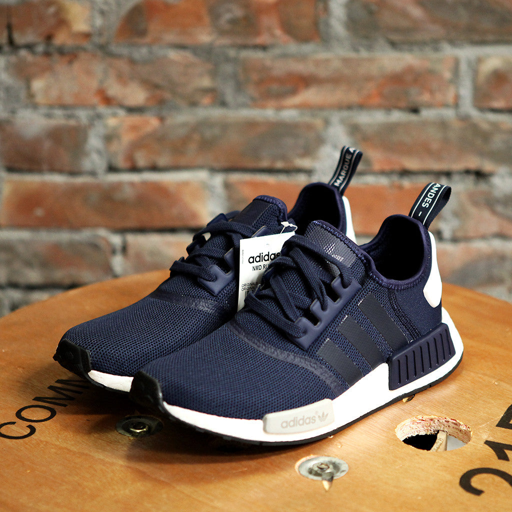 adidas Originals NMD RUNNER - NAVY - MyYeahSin買嘢先