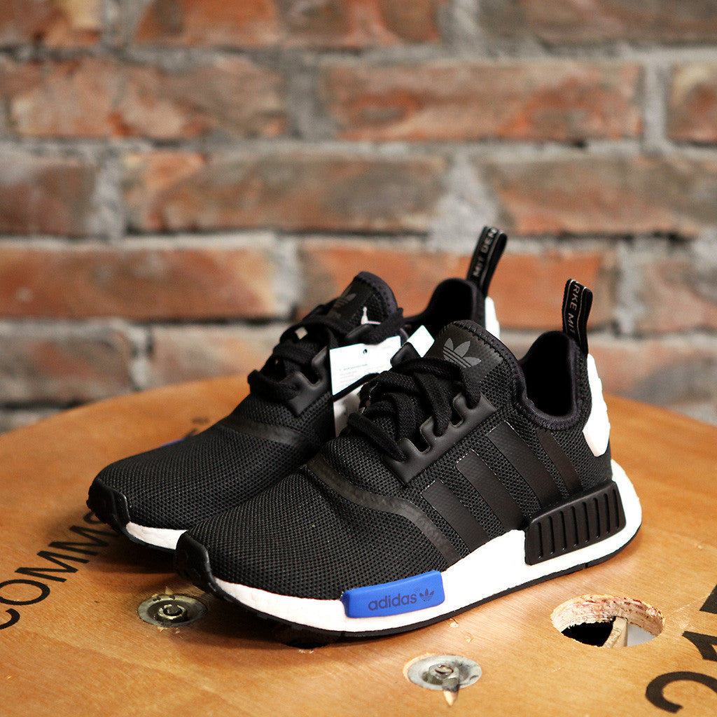 timeless design bde5a 7348c 女裝adidas Originals NMD RUNNER J - BLACK