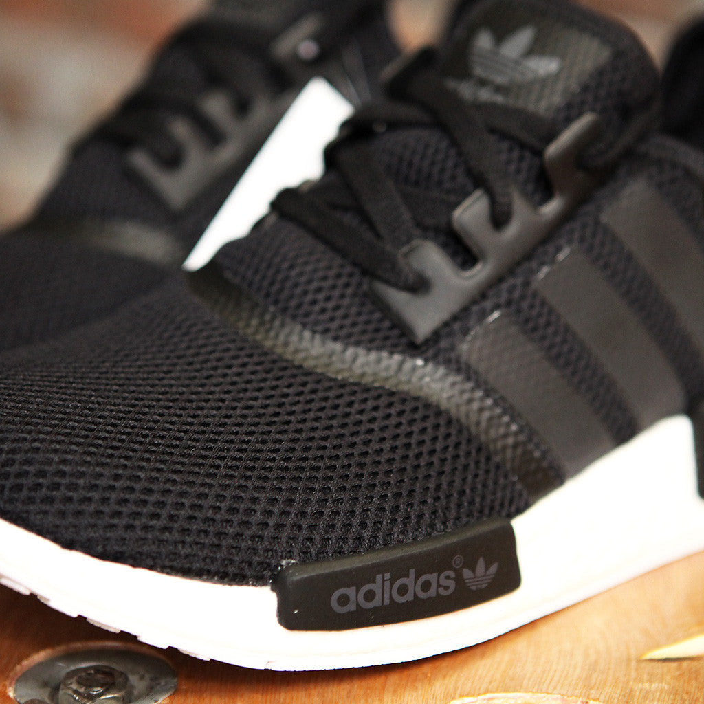 女裝adidas Originals NMD RUNNER MONOCHROME - BLACK