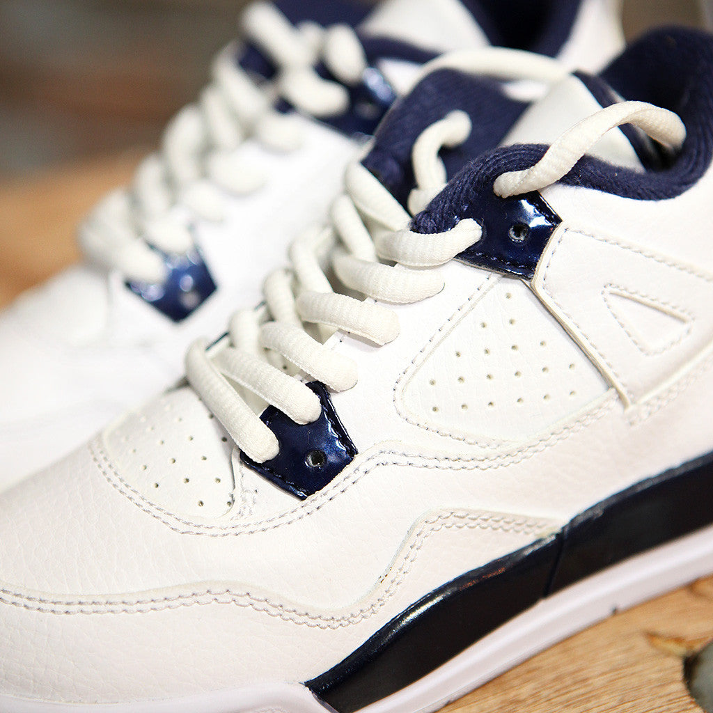 童裝Nike AIR JORDAN 4 RETRO BP COLUMBIA BLUE
