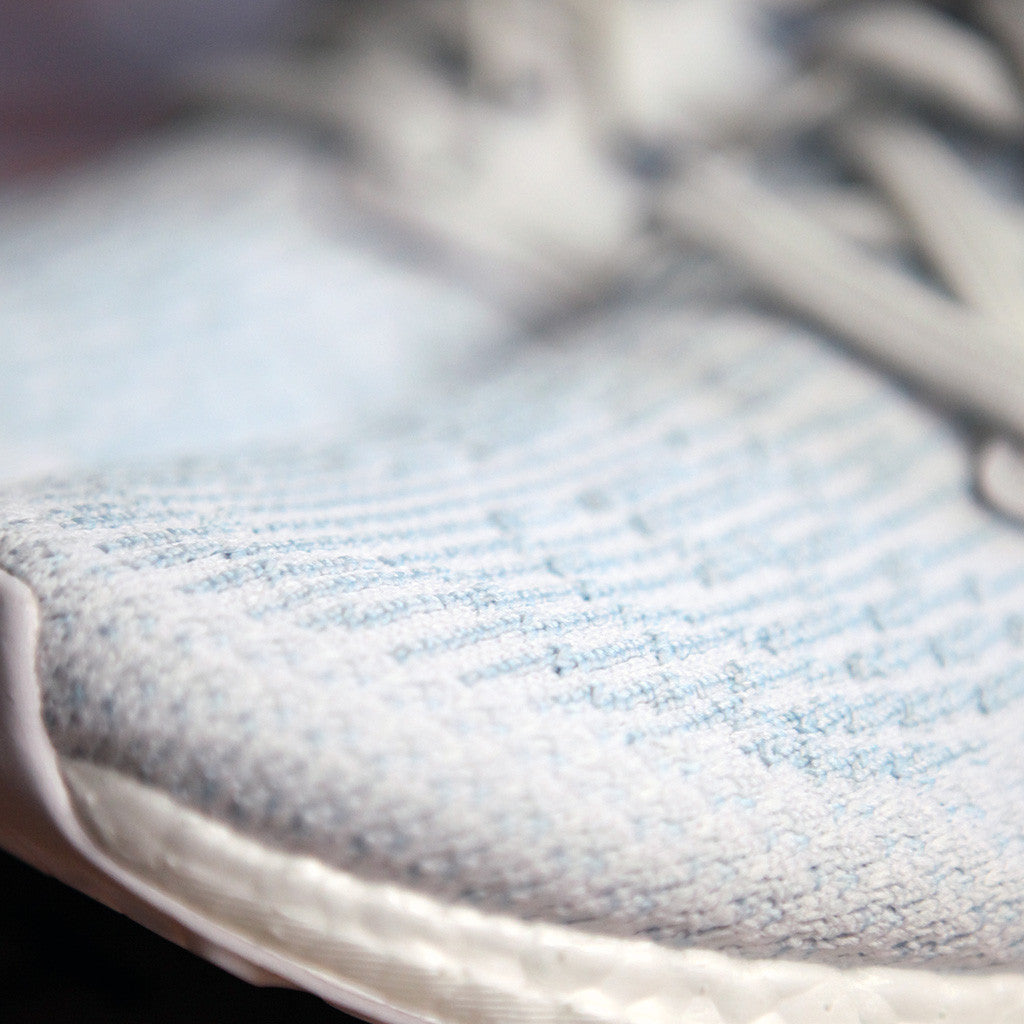 adidas UltraBOOST PARLEY - WHITE