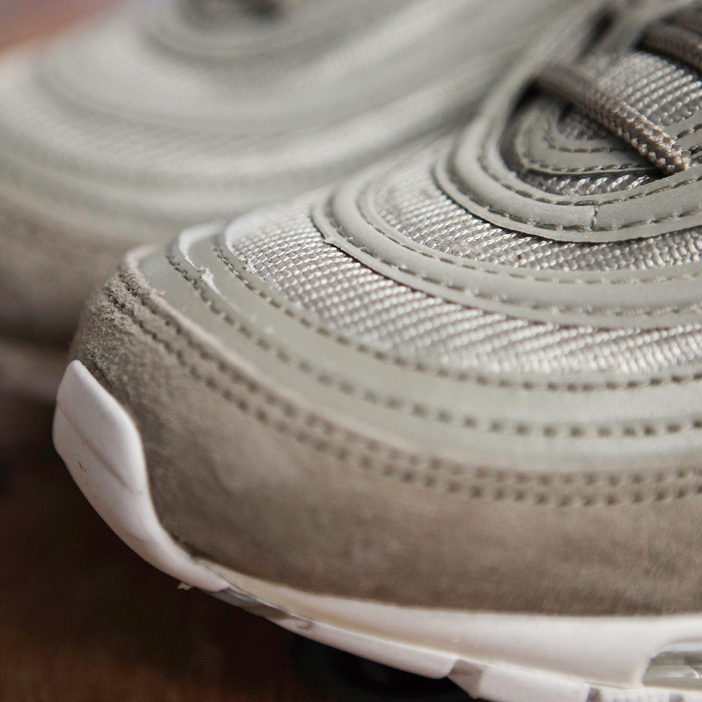 Nike AIR MAX 97 - GREY SUEDE PREMIUM