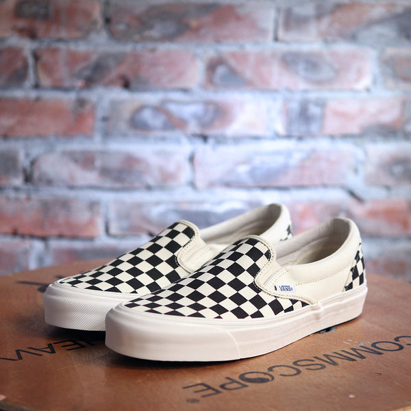 Vans OG CLASSIC SLIP ON - CHECKERBOARD