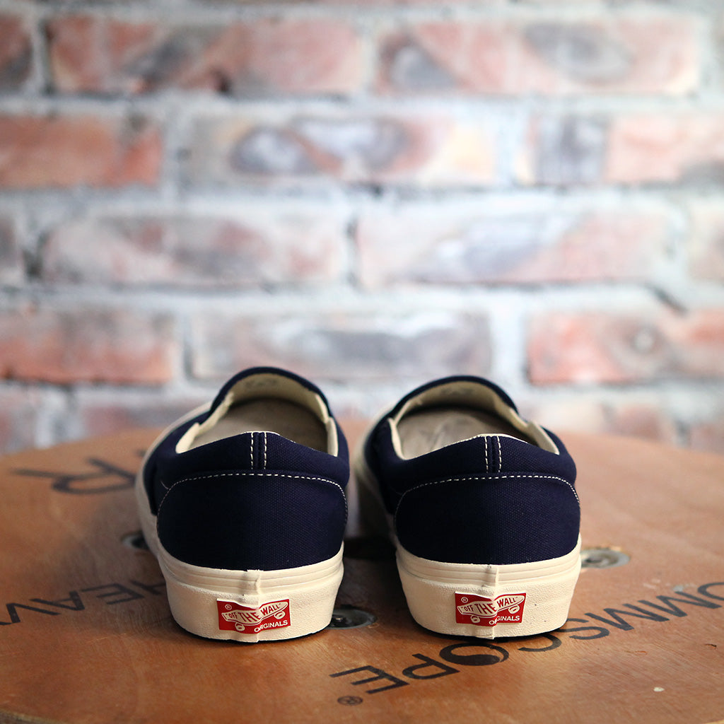 Vans OG CLASSIC SLIP ON - NAVY
