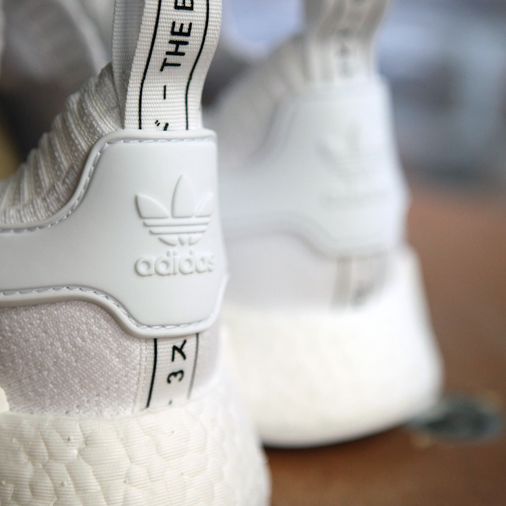 adidas Originals NMD R1 PK JAPAN - TRIPLE WHITE