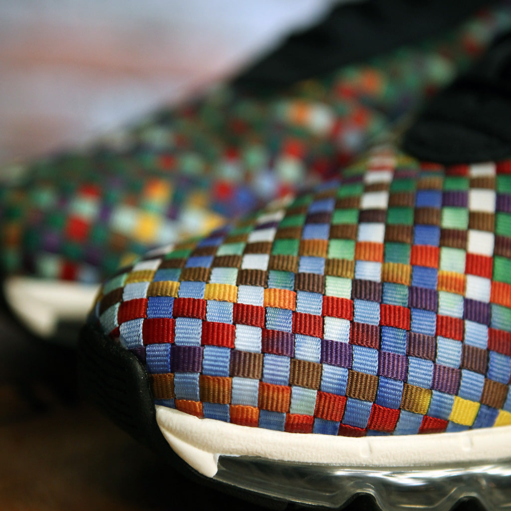 Nike Air MAX WOVEN BOOST SE - MULTI COLOR