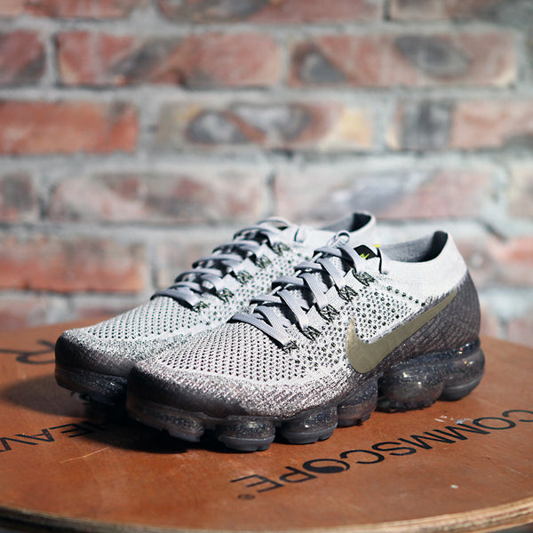 Nikelab Air VAPORMAX FLYKNIT - MEDIUM OLIVE