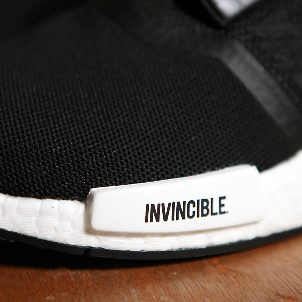 adidas Consortium x Neighborhood x Invincible NMD R1 - Black