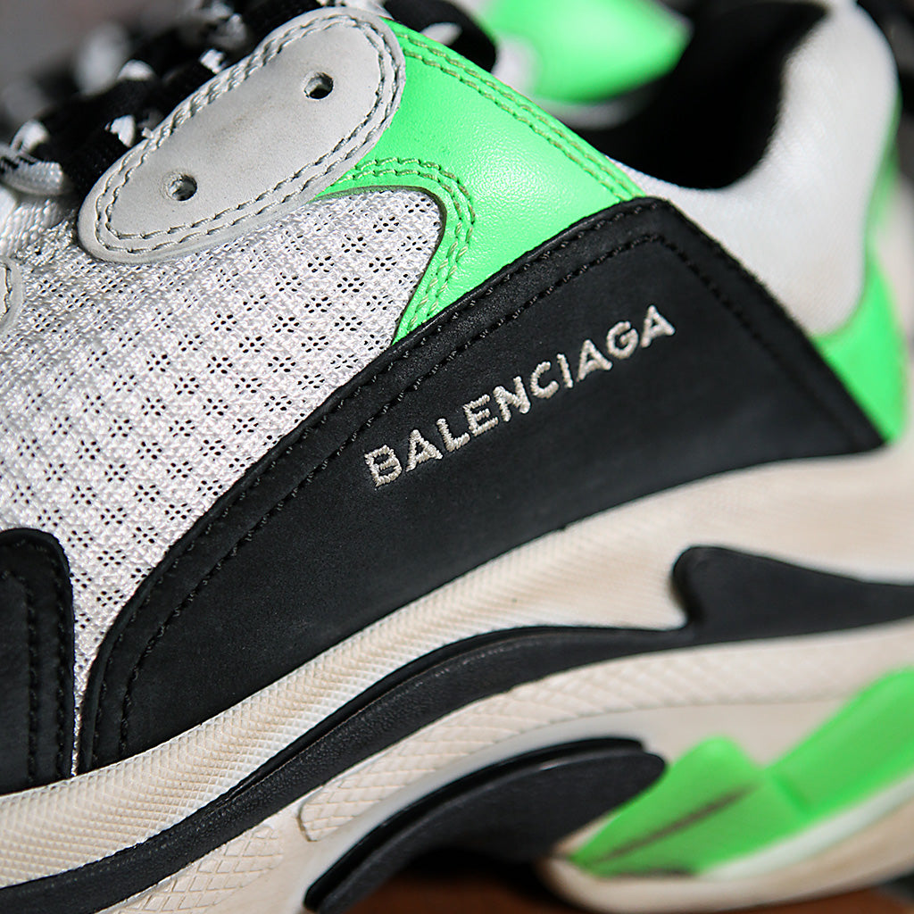 Mr Porter x Balenciaga TRIPLE S