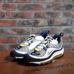Nike AIR MAX 98 OG - TOUR YELLOW