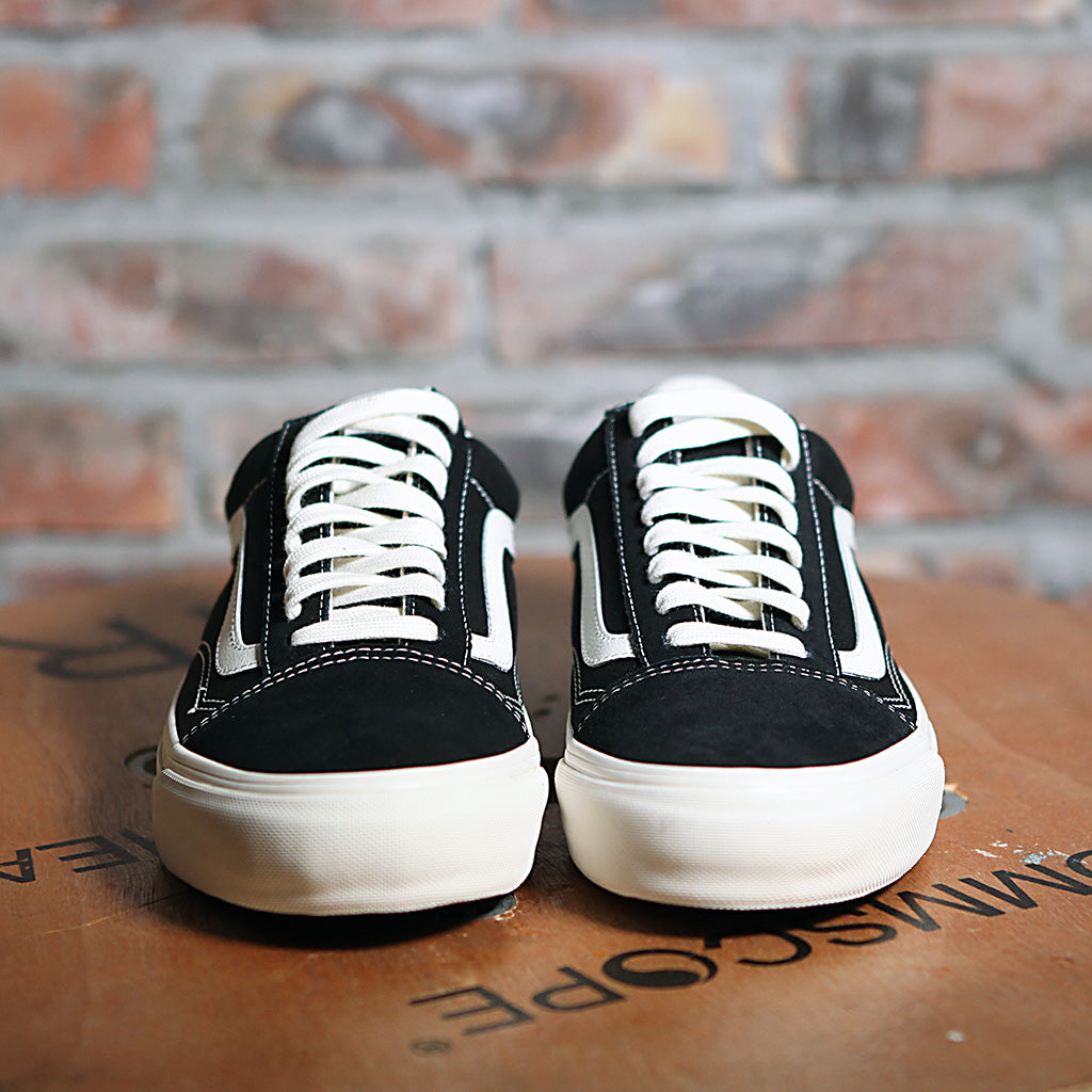 Vans OG OLD SKOOL LX - BLACK/WHITE