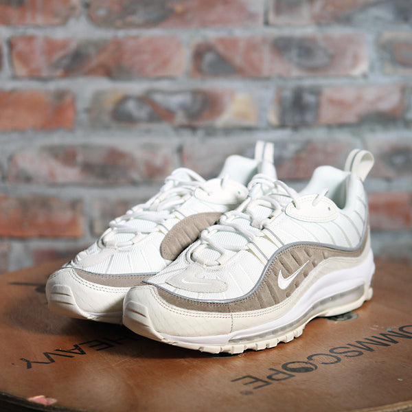 Nike AIR MAX 98 SE - WHITE/CREAM