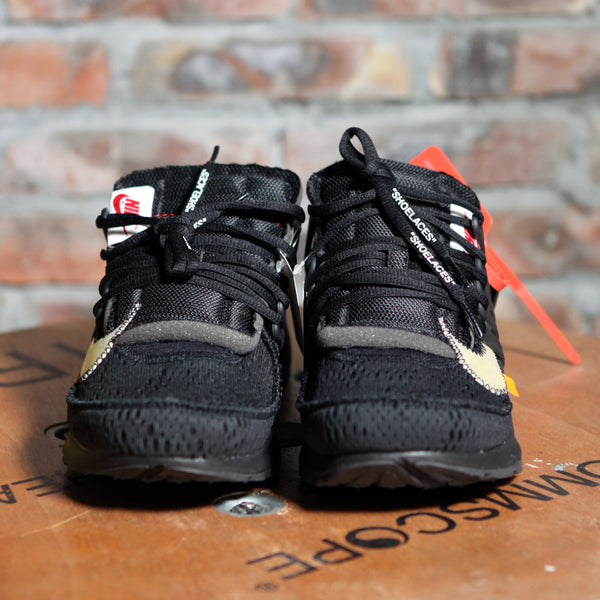 Off-White x Nike AIR PRESTO - BLACK
