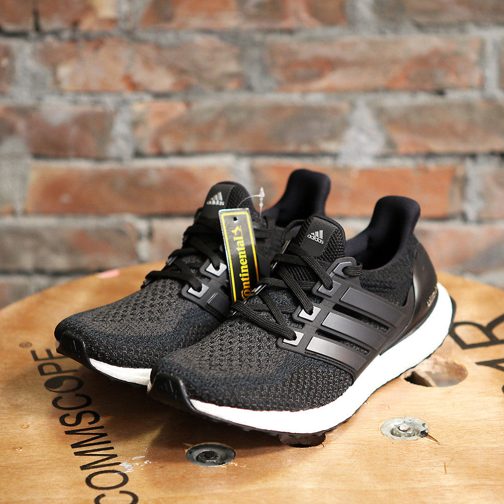 adidas ULTRA BOOST - BLACK(2.0) - MyYeahSin買嘢先