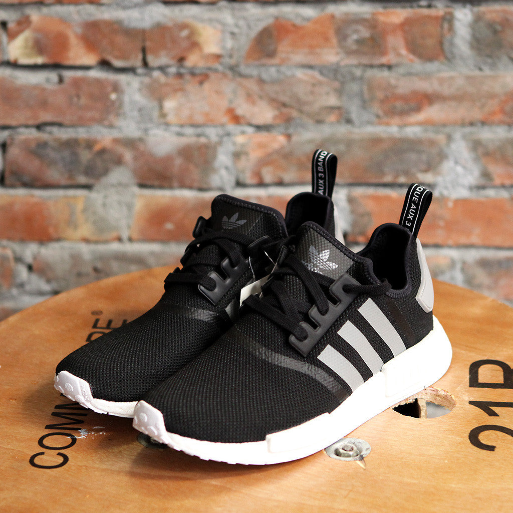 adidas Originals NMD_R1 - BLACK/GREY - MyYeahSin買嘢先
