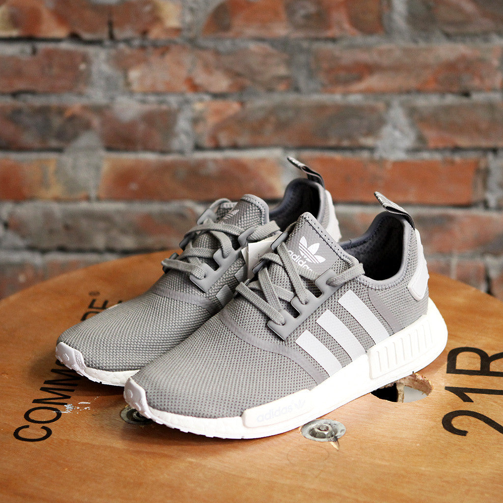 adidas Originals NMD_R1 - GREY - MyYeahSin買嘢先
