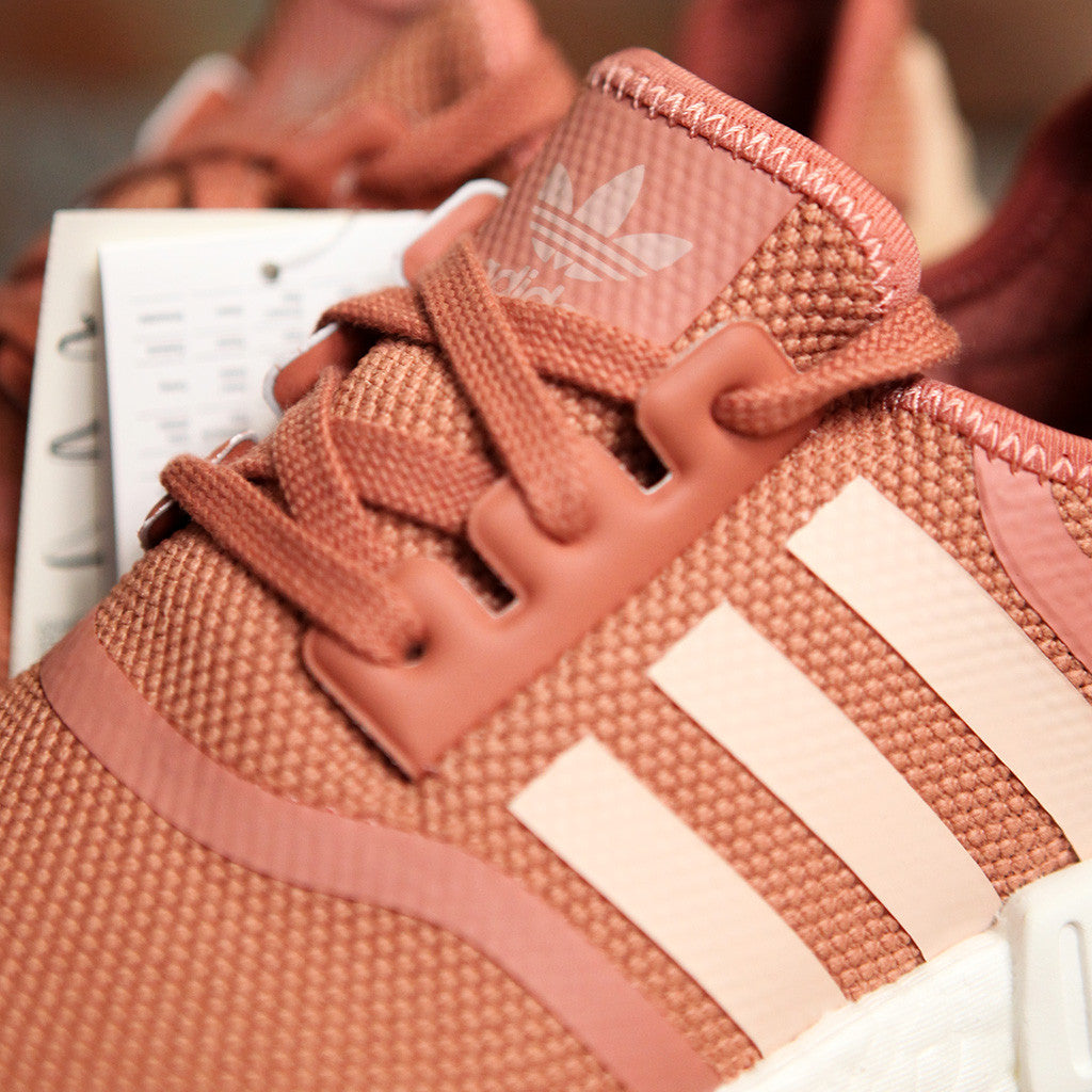 女裝adidas Originals NMD_R1 - RAW PINK