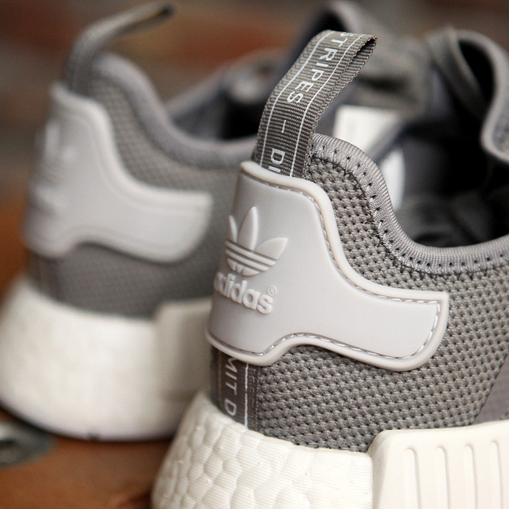 女裝adidas Originals NMD_R1 J - GREY