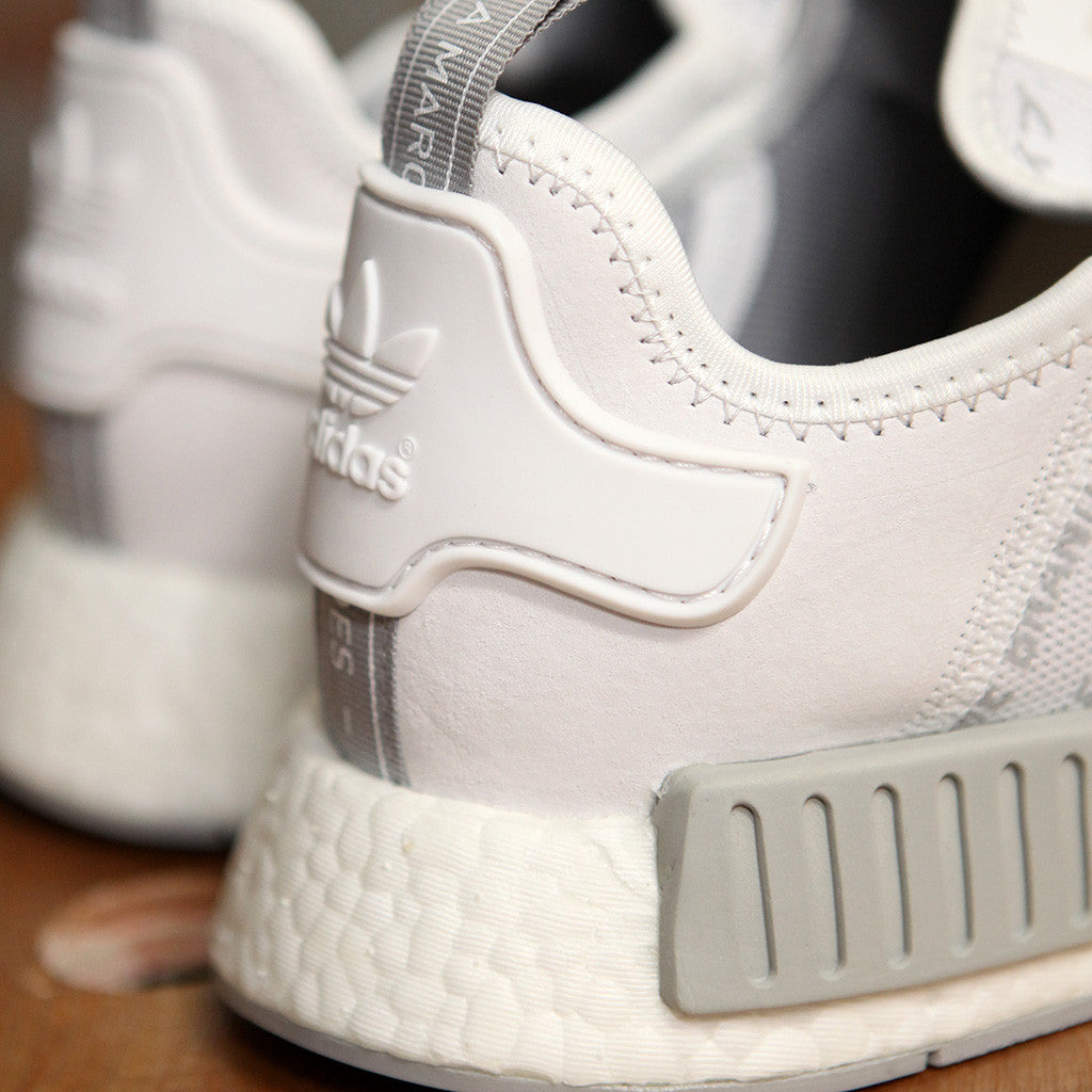 adidas Originals NMD R_1 - WHITEOUT